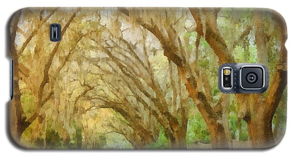 Spanish Moss - Symbol Of The South Galaxy S5 Case
