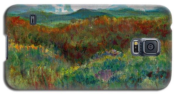 Spanish Peaks Evening Galaxy S5 Case