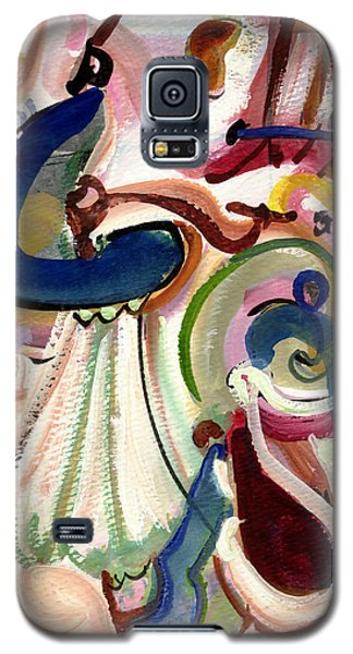 Spanish Rose Galaxy S5 Case