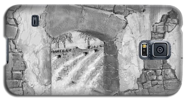 Spanish Springs-fountains Galaxy S5 Case by Jim Hubbard