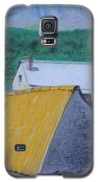 Spanish Village Galaxy S5 Case