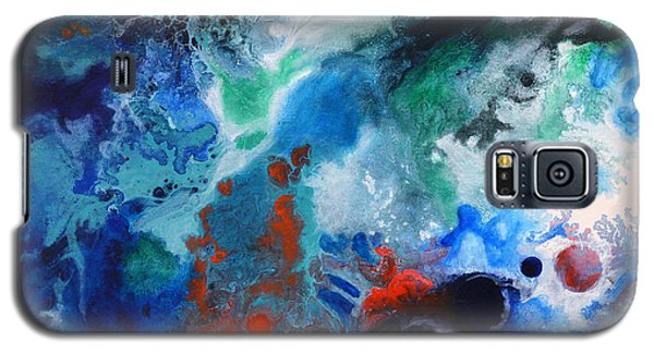 Spark Of Life Canvas One Galaxy S5 Case