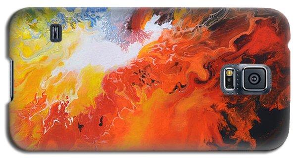 Spark Of Life Canvas Three Galaxy S5 Case