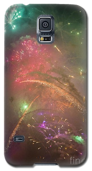 Sparked Sky Galaxy S5 Case