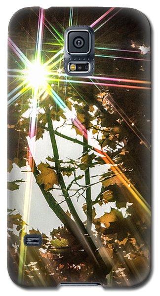 Sparkling Dawn -twin Galaxy S5 Case