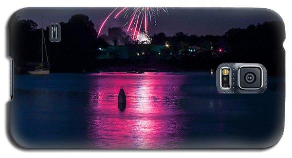 Sparkling Marina Galaxy S5 Case