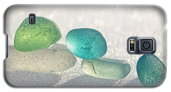Sparkling Sea Glass Friends Galaxy S5 Case