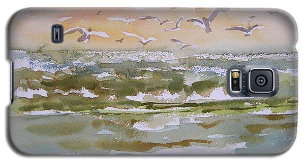 Sparkling Surf Galaxy S5 Case