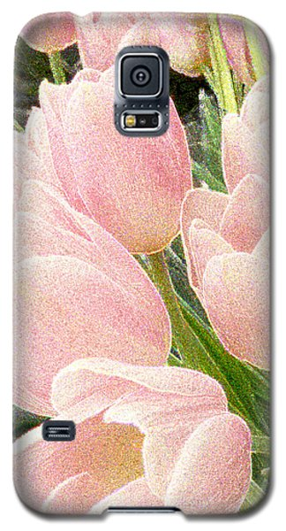 Sparkling Tulips Galaxy S5 Case