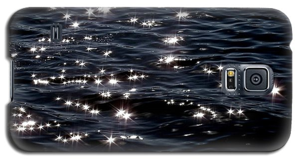 Sparkling Waters At Midnight Galaxy S5 Case by Deborah  Crew-Johnson