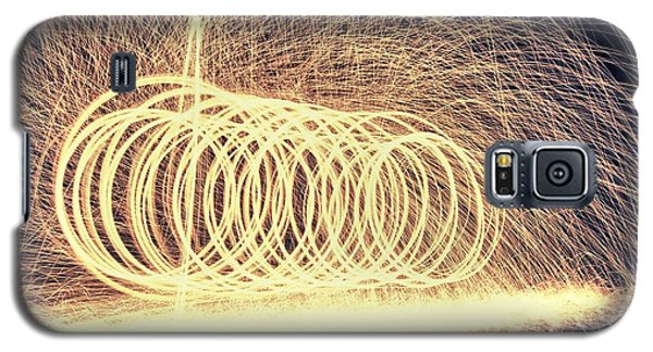 Sparks Galaxy S5 Case by Dan Sproul