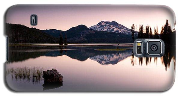 Sparks Lake Sunrise Galaxy S5 Case