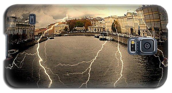 Galaxy S5 Case featuring the photograph Spb-my City by Yury Bashkin