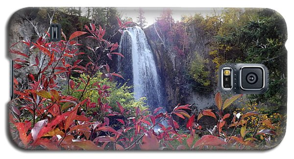 Spearfish Falls Galaxy S5 Case
