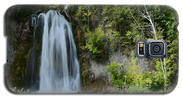 Spearfish Falls In Early September Galaxy S5 Case