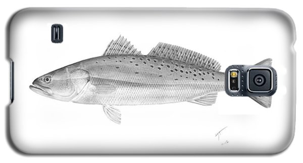 Speckled Trout - Scientific Galaxy S5 Case