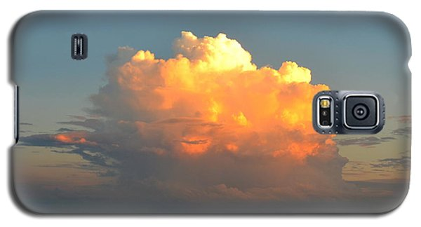 Spectacular Cloud In Sunset Sky Galaxy S5 Case