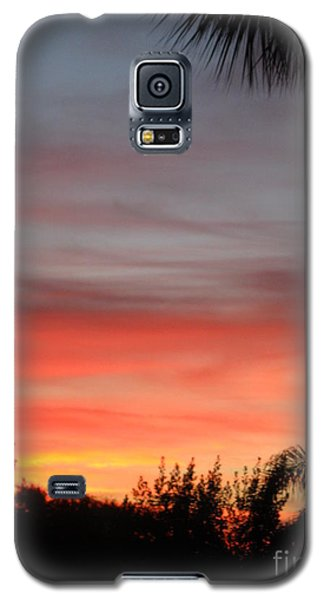 Spectacular Sky View Galaxy S5 Case