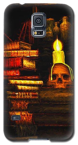 Spells Galaxy S5 Case