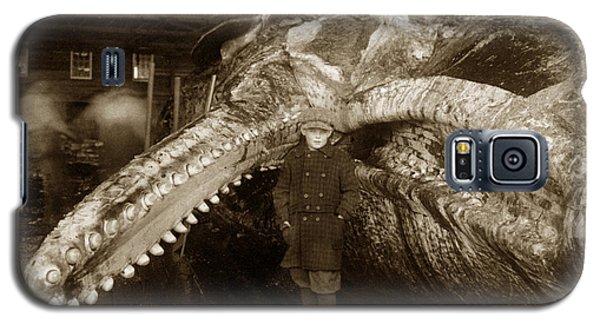 Sperm Whale Taken At Moss Landing California  On January 22 1919 Galaxy S5 Case