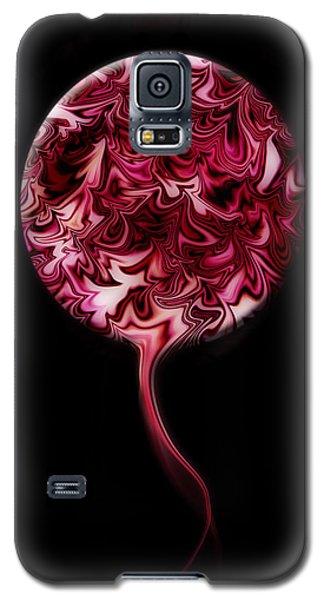Galaxy S5 Case featuring the digital art Spheratozoide 1 by Selke Boris