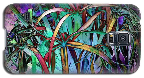 Galaxy S5 Case featuring the photograph Spider Lilly by Athala Carole Bruckner