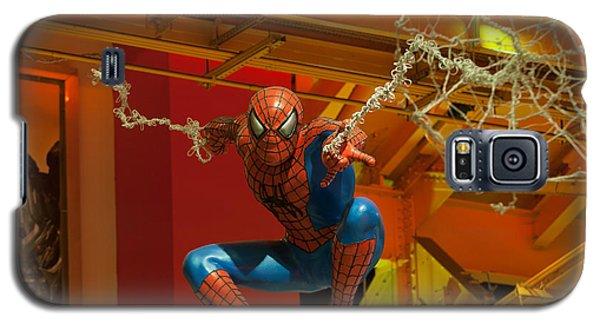Spider Man Galaxy S5 Case