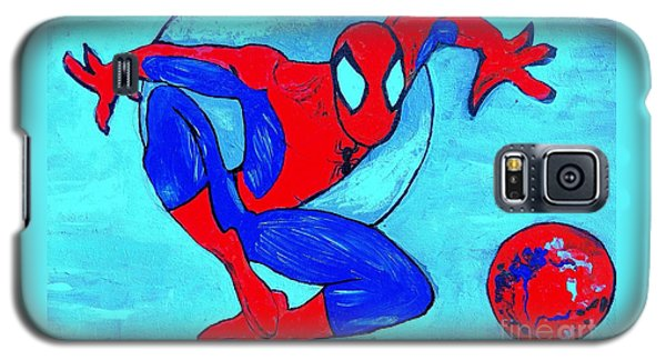 Spider-man  Galaxy S5 Case