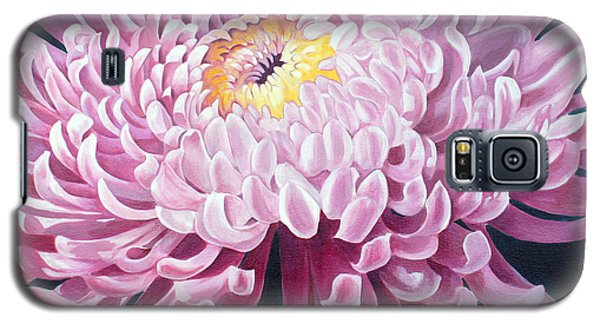Galaxy S5 Case featuring the painting Spider Mum by Debbie Hart