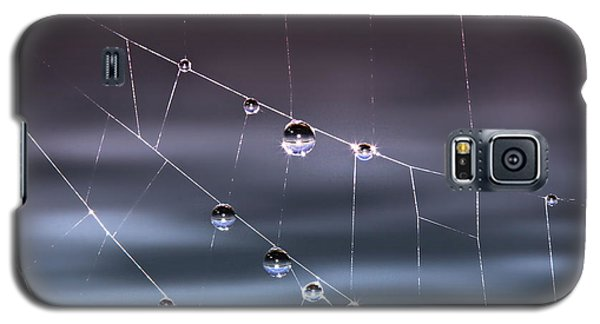 Spider Pearls Galaxy S5 Case