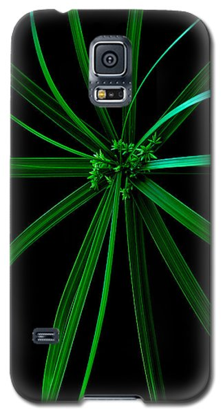 Spider Plant Galaxy S5 Case by Marwan Khoury
