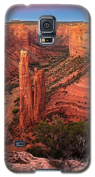Spider Rock Sunset Galaxy S5 Case