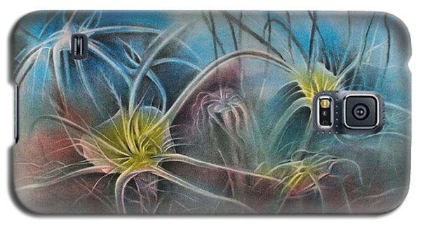 Spiderlilyscape '09 Galaxy S5 Case