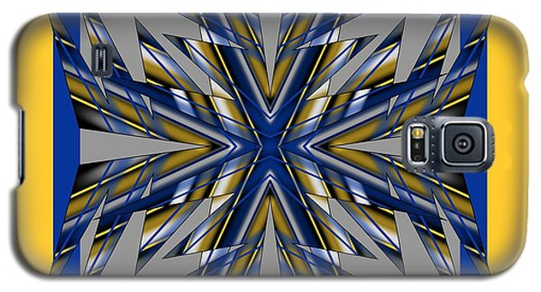 Galaxy S5 Case featuring the digital art Spike 1 by Brian Johnson