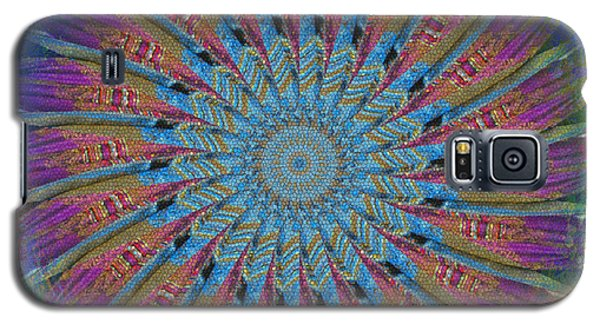 Galaxy S5 Case featuring the photograph Spin To Blur by Barbara MacPhail