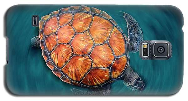 Spin Turtle Galaxy S5 Case
