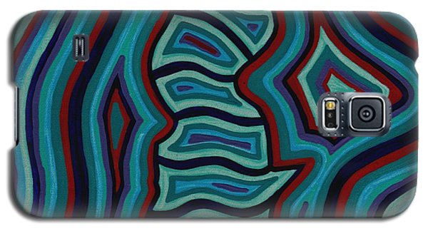 Spine Talk Galaxy S5 Case by Barbara St Jean