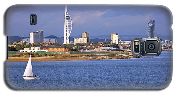 Spinnaker Tower And Gunwharf Quays Galaxy S5 Case
