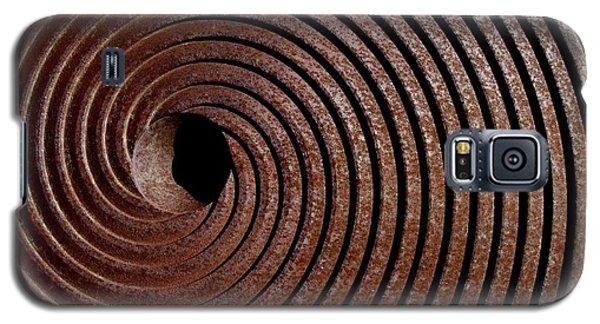 Spiral Galaxy S5 Case by David Pantuso
