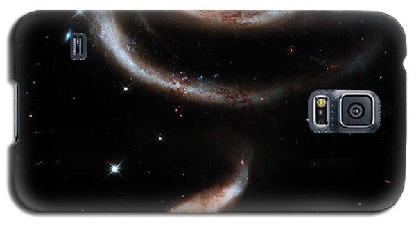 Spiral Galaxies Galaxy S5 Case by Stephanie Frey