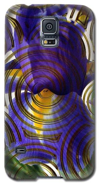 Spiral Iris Galaxy S5 Case
