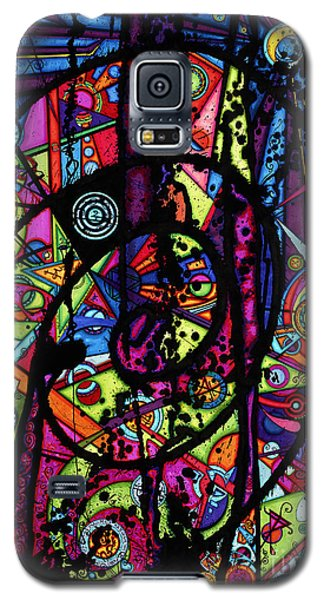 Spiral Night Galaxy S5 Case