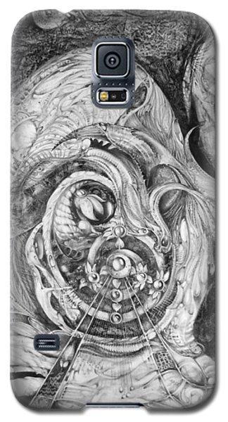 Spiral Rapture 2 Galaxy S5 Case