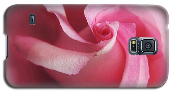 Spiral Rose Galaxy S5 Case by Kristine Merc