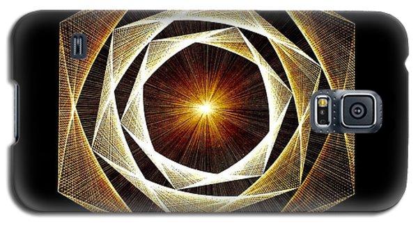 Spiral Scalar Galaxy S5 Case