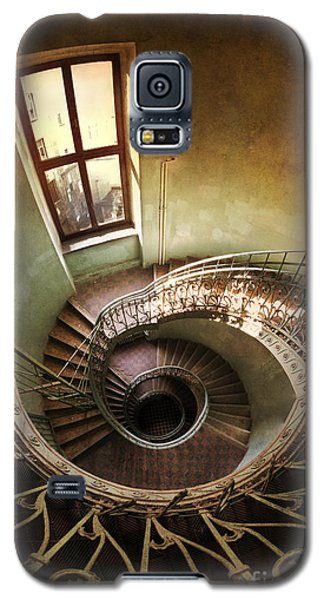 Spiral Staircaise With A Window Galaxy S5 Case