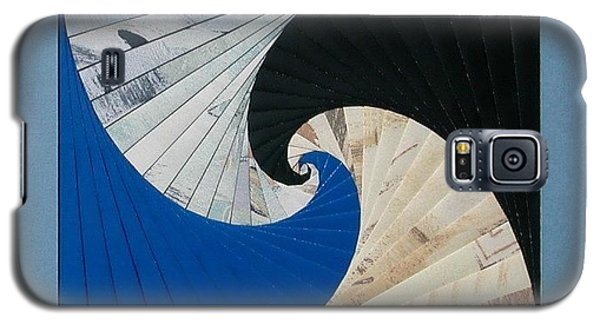 Spiral Staircase Galaxy S5 Case by Ron Davidson