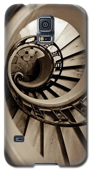 Spiral Staircase Galaxy S5 Case