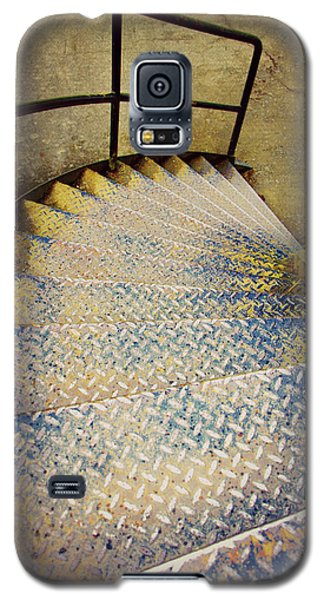 Spiral Stairs Galaxy S5 Case