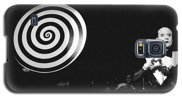 Galaxy S5 Case featuring the photograph spiral universe of Klaus by Steven Macanka